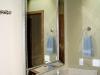 After Bath vanity top and mirror